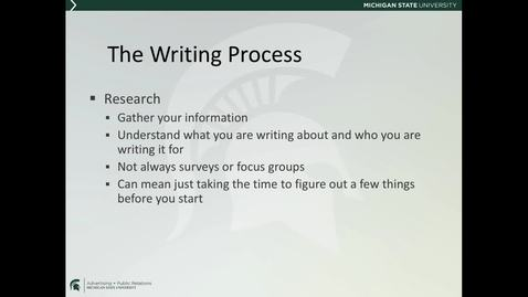 Thumbnail for entry ADV225Session1_Lecture11_StratWriting_WritingProcess