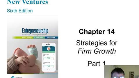 Thumbnail for entry HB 358 Chapter 14 Strategies for Growth Part 1
