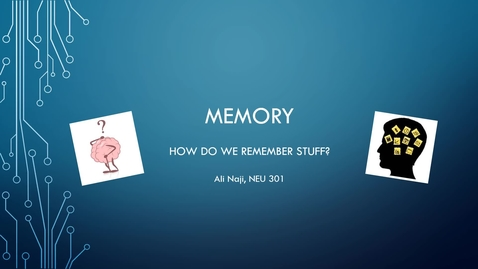 Thumbnail for entry Memory