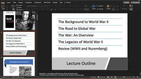 Thumbnail for entry Lecture 4.1 - Part 2