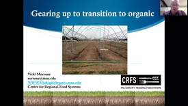 Thumbnail for entry Getting your land ready to grow organically - certified or not