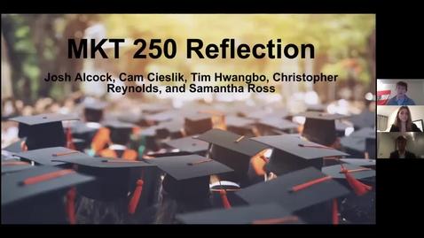 Thumbnail for entry Group 6 Presentation - Josh Alcock, Cam Cieslik, Tim Hwangbo, Christopher Reynolds, and Samantha Ross