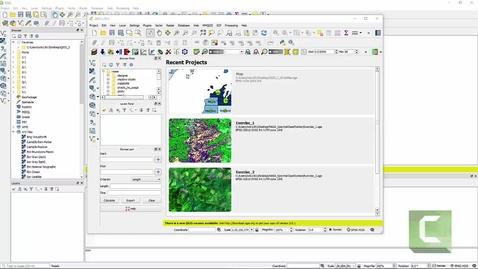 Thumbnail for entry Adding Basemaps in QGIS 3.0