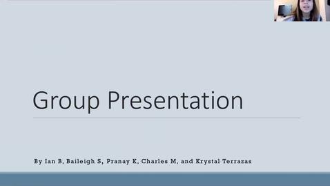 Thumbnail for entry MKT250 Group presentation #3