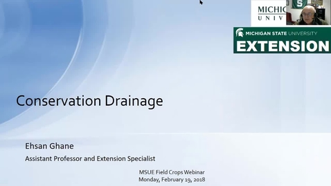 Thumbnail for entry Conservation Drainage 2-19-18