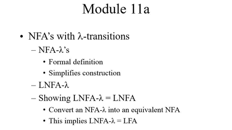 Thumbnail for entry Module11-NFAlambda