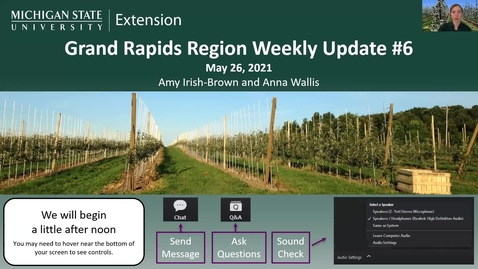 Thumbnail for entry Grand Rapids Region Weekly Update #6 May 26, 2021