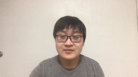 Thumbnail for entry Instructor Introduction: Xin Lan (US21 GEO203/730)