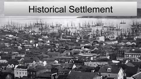 Thumbnail for entry GEO330: California: Historical Settlement