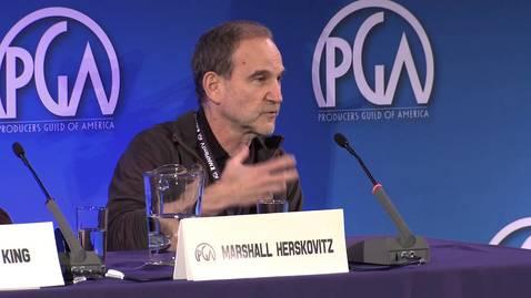Thumbnail for entry Pitching Films: tips from Mark Gordon & Marshall Herskovitz