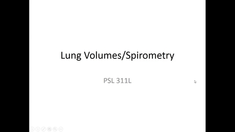 Thumbnail for entry Spirometry PreLab Briefing
