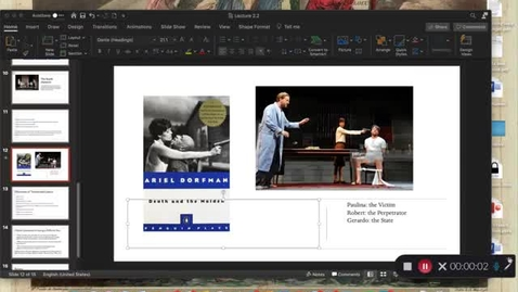 Thumbnail for entry Lecture 2.2 - Part 3
