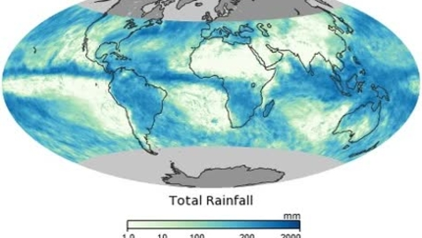 Thumbnail for entry Total Rainfall Fluctuations Over the Year