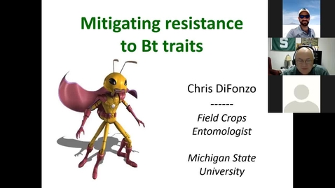 Thumbnail for entry Mitigating Control Failures in Bt Corn