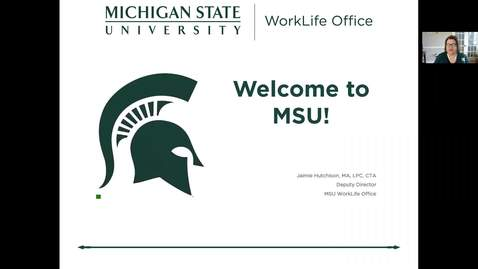 Thumbnail for entry Welcome to MSU!