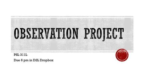 Thumbnail for entry OBV project presentation