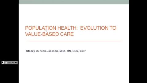 Thumbnail for entry OST598 Population Health