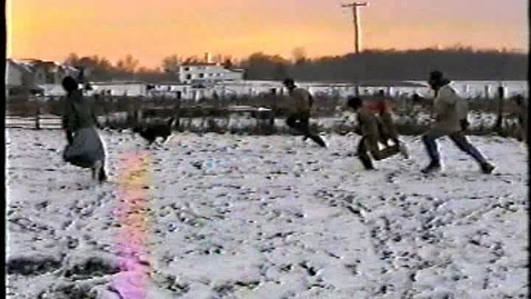 Thumbnail for entry Chasing a rascal dog on the farm, 2002