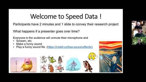 Thumbnail for entry CMIB Speed Data: 01/12/21