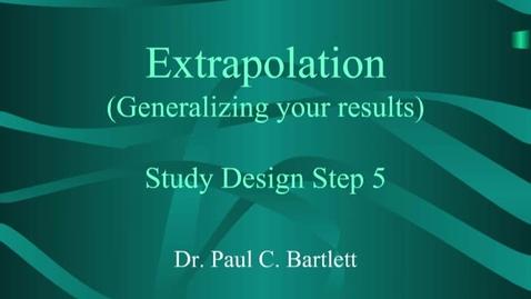Thumbnail for entry HM803 sec730 Extrapolation