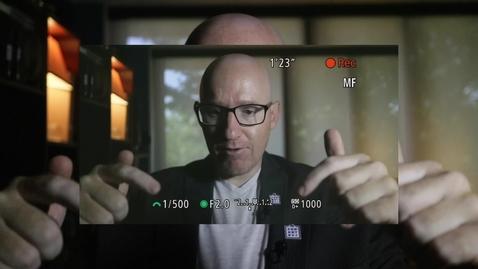 Thumbnail for entry MI341 Class 1 Lab Lens Lesson