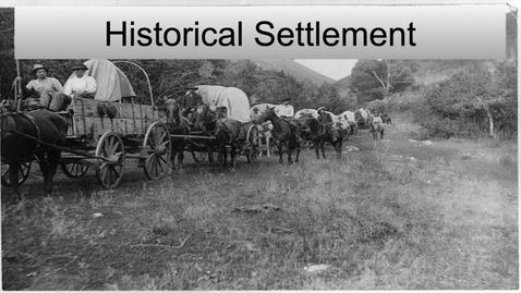 Thumbnail for entry GEO330: Intermontane West & MexAmerica: Historical Settlement