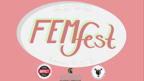 Thumbnail for entry Fem Fest 2020: Virtual Concert with Impact 89FM