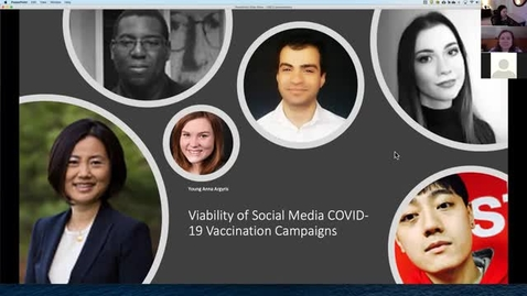 Thumbnail for entry Viability of social media COVID-19 campaigns: Lessons learned from prior studies