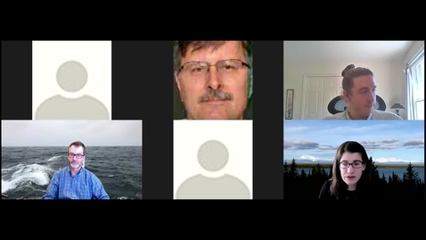 Thumbnail for entry Alaska EarthScope and Beyond, Apr 5: Michael Mann and Geoff Abers