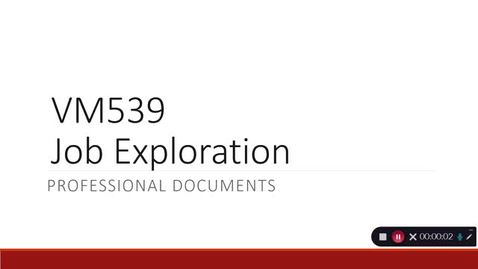 Thumbnail for entry VM539-Professional Documents