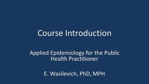 Thumbnail for entry CourseIntro_2013