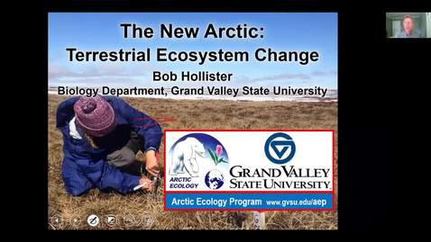 Thumbnail for entry The New Arctic: Terrestrial Ecosystem Change