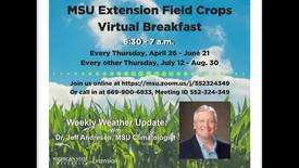 Thumbnail for entry Virtual Breakfast 6/7/18: Jeff Andresen, Weather Report