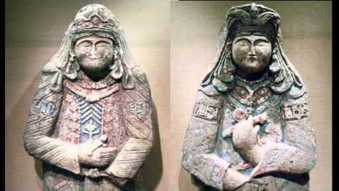 Thumbnail for entry Royal Figures, Iran (Saljuq period)