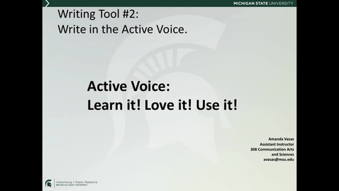 Thumbnail for entry ADV225Session2LectureVideo6_WritingTool2WW2