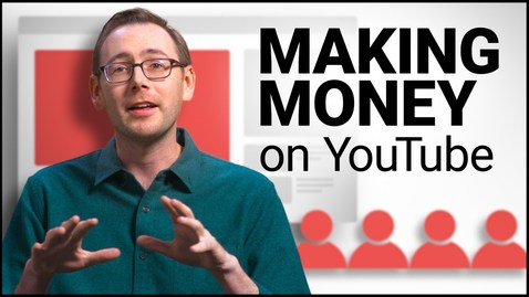 Thumbnail for entry Intro to Making Money on YouTube