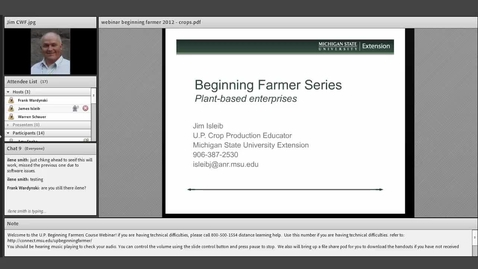 Thumbnail for entry Plant-Based-Enterprises (U.P. specific)