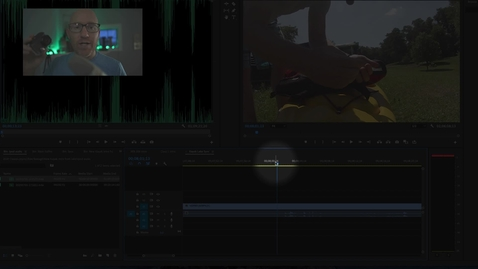 Thumbnail for entry Matching audio in Premiere