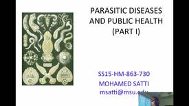 Thumbnail for entry HM-863-Module-One-Part-I-Lecture