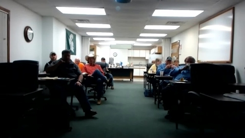 Thumbnail for entry 5-15-18 Field Crops Breakfast Meeting - Industrial Hemp