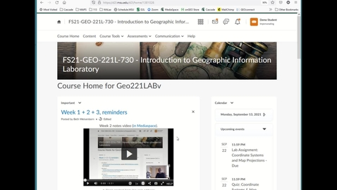 Thumbnail for entry Week 3 Notes (FS21 GEO 221LAB, section 730)