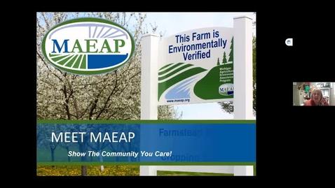 Thumbnail for entry MAEAP - Holly Moss,  Delta CD MAEAP Tech  Jan 15 2021