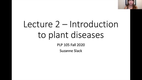 Thumbnail for entry Plp105 Lecture 2.mp4 - Quiz