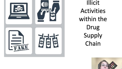 Thumbnail for entry Illicit Activities within the Drug Supply Chain-1