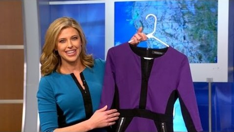 Thumbnail for entry Why Meteorologists Are All Wearing The Same $23 Dress on TV