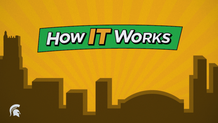 How IT Works - Issue No. 1 Getting IT Help