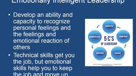 Thumbnail for entry Leadership Mentoring  Coaching and Training