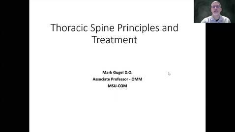 Thumbnail for entry Thoracic Spine Principles