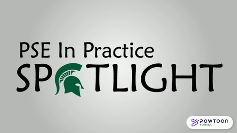 Thumbnail for entry PSE in Practice Spotlight: Maggie Dougherty
