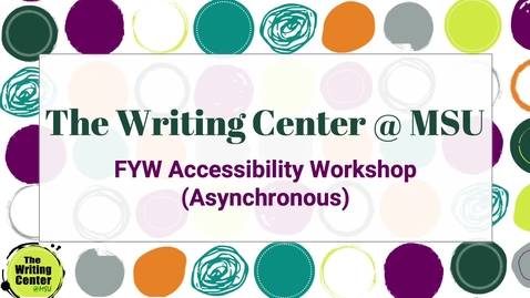 Thumbnail for entry 21US_FYW Accessibility_Asynchronous